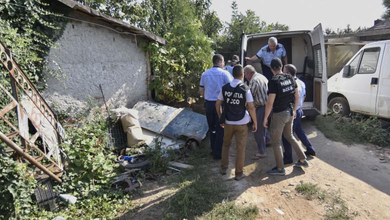 Anchetatorii spun că au găsit cinci ADN-uri în casa lui Gheorghe Dincă