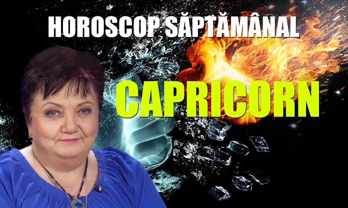 Horoscop Minerva săptămâna 3-9 august 2020 Capricorn