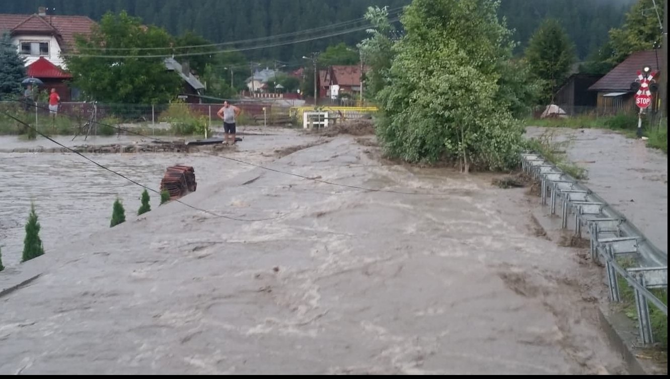 Vremea ANM: Cod galben de inundații pentru județul Suceava