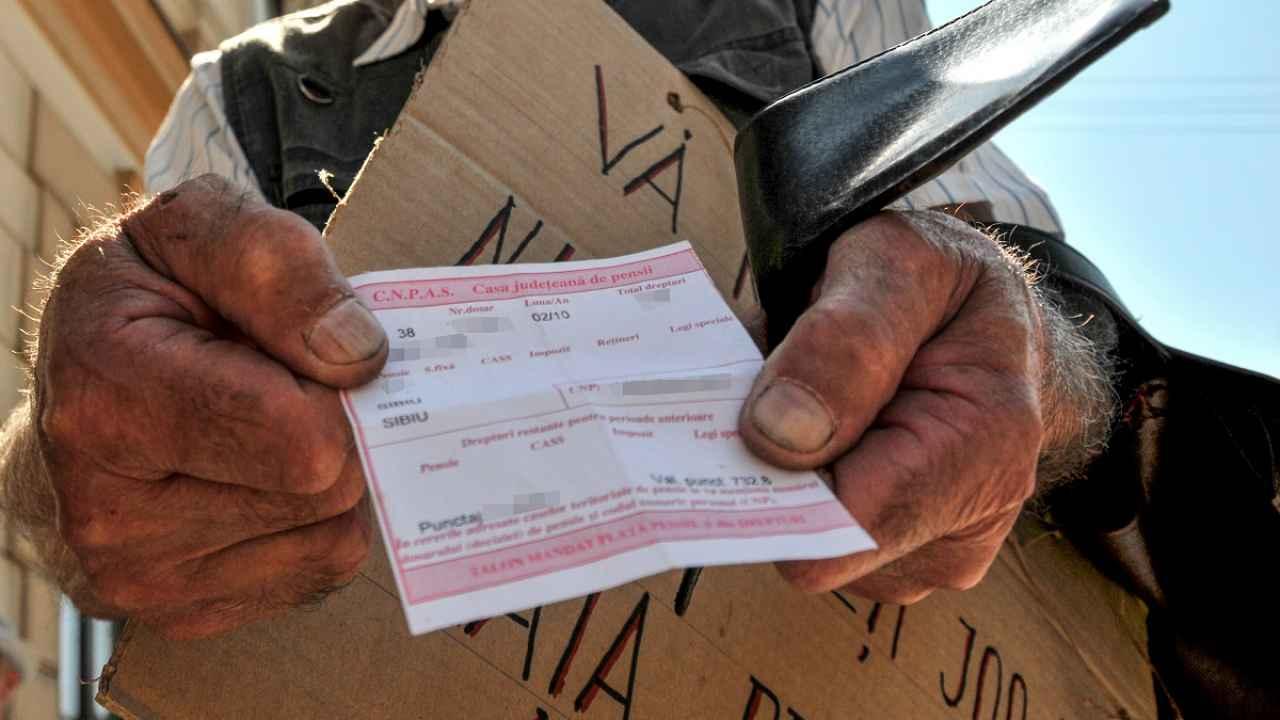 Posta Română întârzie pensiile în unele localități! E un pericol