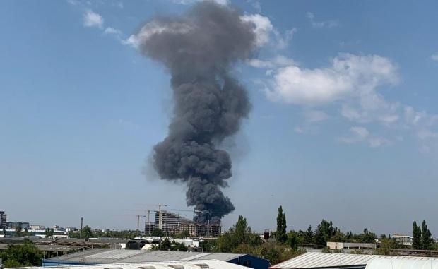 ANM, anunt de ULTIMA ORA dupa incendiul din Baneasa. sursa foto: antena3.ro