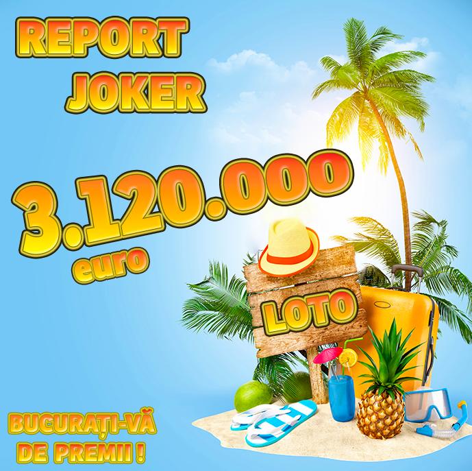 Report urias la Joker. sursa foto: loto.ro