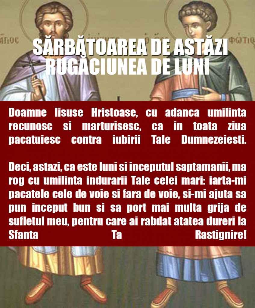 Calendar Ortodox 12 august 2019