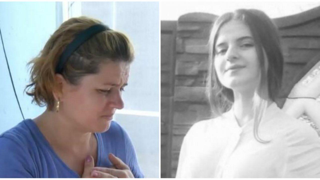 "Mesaj de la mama Alexandrei Măceșanu: ""Sper ca ea singura sa scape.."""