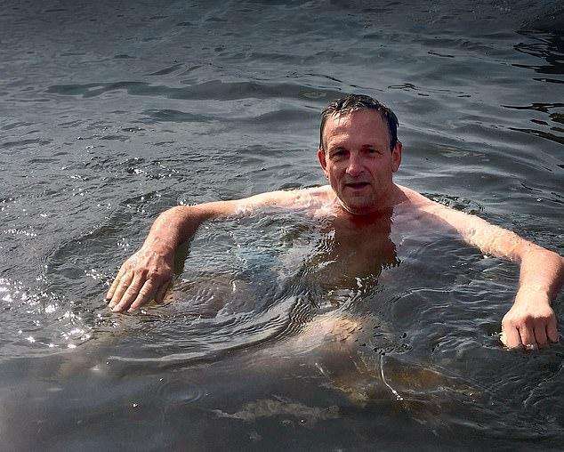 Michael Mosley a avut parte de o întâmplare șocantă. sursa foto: dailymail.co.uk