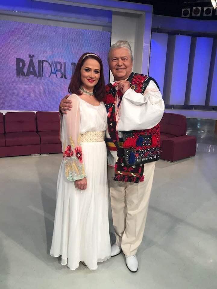 Nicoleta Voicu si Gheorghe Turda sursa foto: facebook