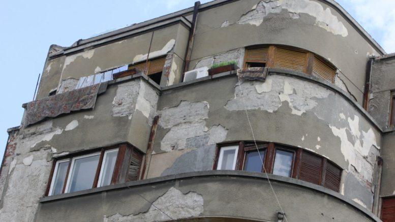 Incep lucrarile la 17 cladiri din capitala care necesita refacerea fatadelor
