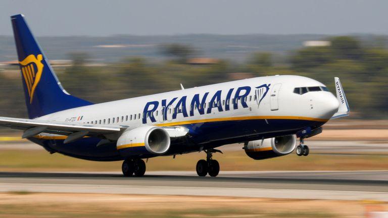 O noua cursa Ryanair Bucuresti-Londra