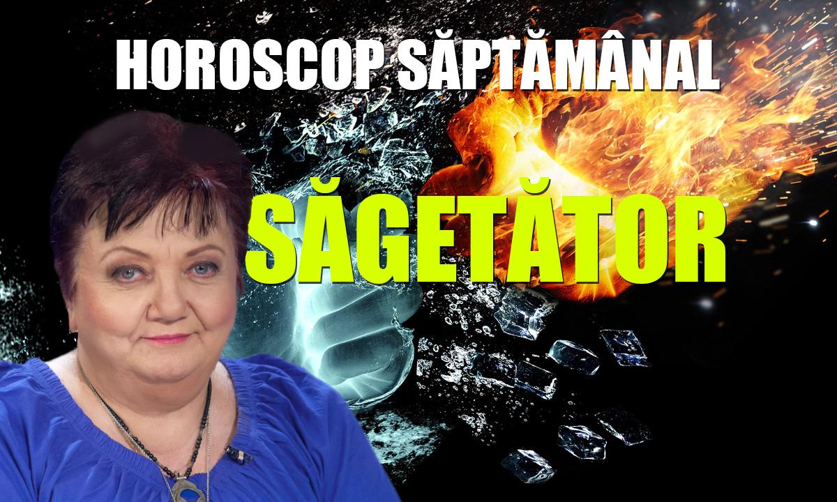 Horoscop Minerva săptămâna 3-9 august 2020 Săgetător