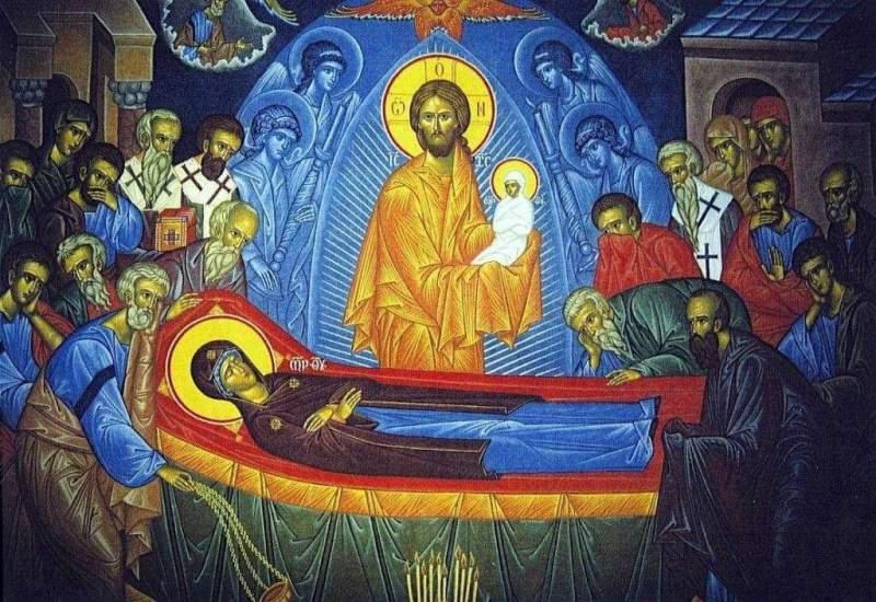 """Sfanta Maria 15 august se spune sau nu """"La mulți ani"""" astăzi de Adormirea Maicii Domnului"""