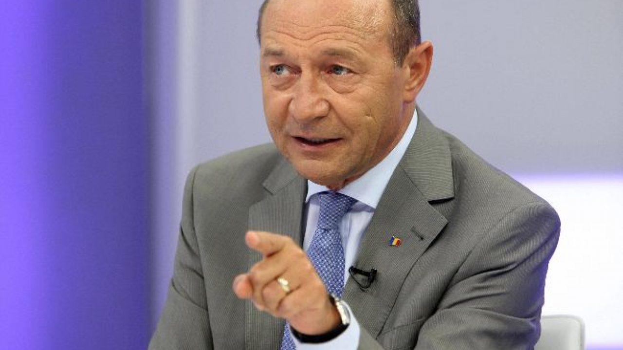 Traian Basescu propune legalizarea prostitutiei. Care sunt argumentele fostului presedinte