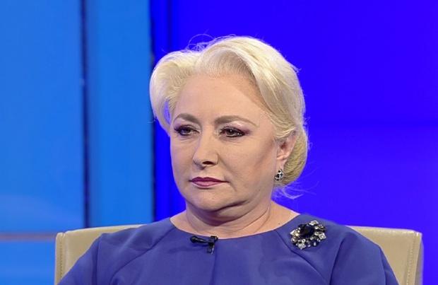 Totodată, Dăncilă a precizat că nu va renunța la candidatură în favoarea lui Călin Popescu Tăriceanu.