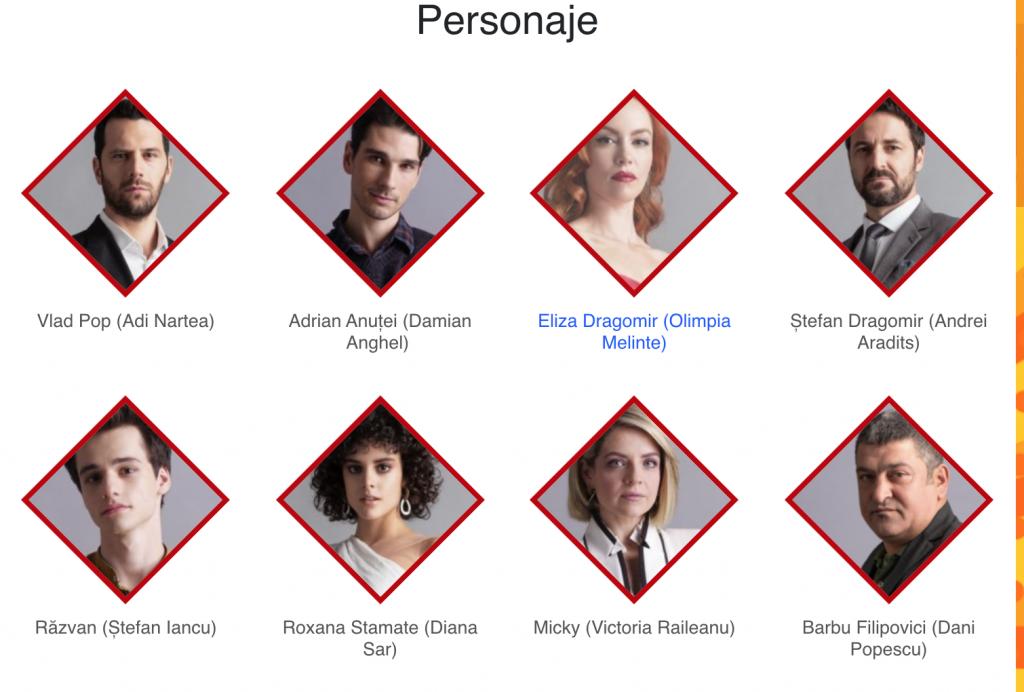 Vlad sezonul 2, distribuție, actorii care revin la Pro TV din toamnă