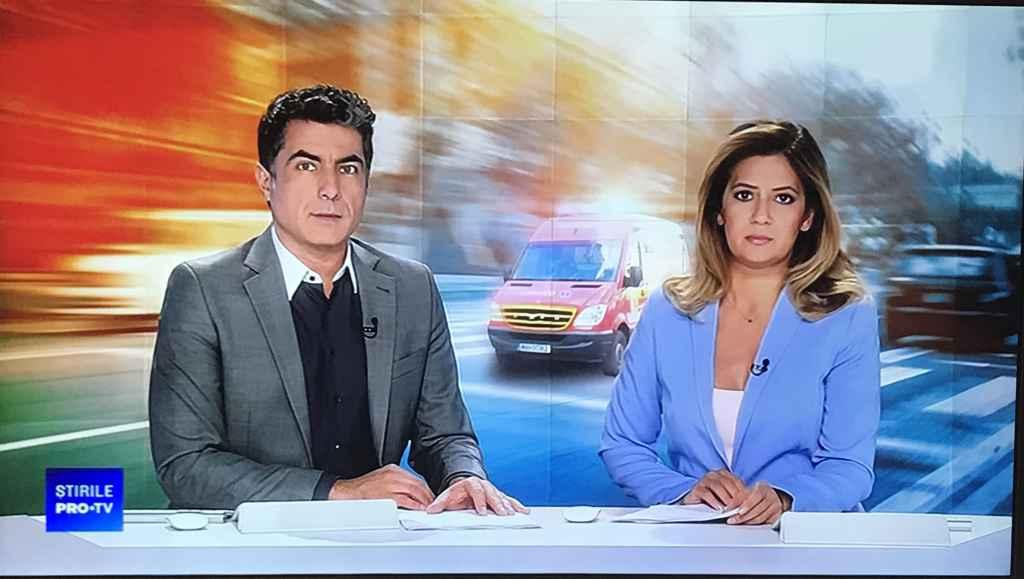 Schimbare majoră la Știrile Pro TV de la ora 19! Cei mai vechi prezentatori scoși TV