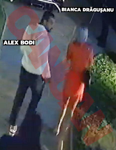 Bianca Dragusanu a fost agresata de Alex Bodi in vazul lumii. sursa foto: cancan.ro