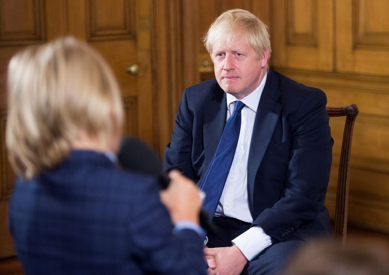 Boris Johnson este infectat cu coronavirus