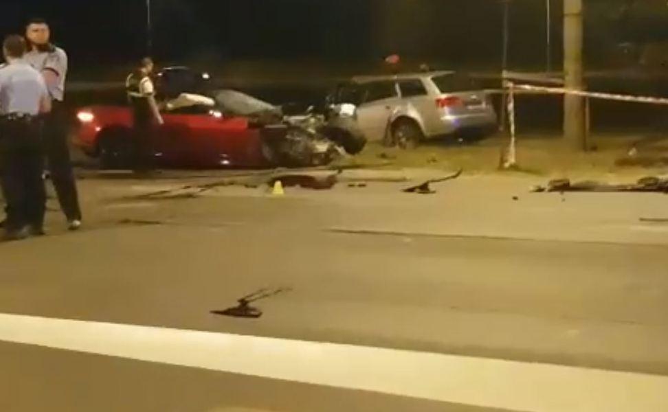 Mario Iorgulescu era drogat si baut la volan. sursa foto: hotnews