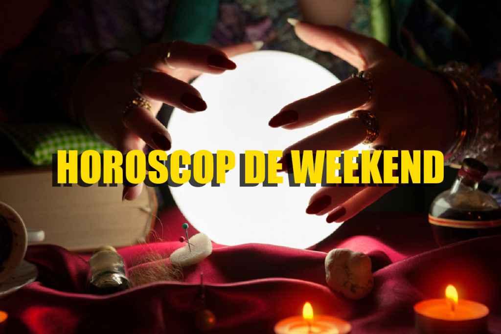Horoscop de weekend. 14-15 septembrie 2019, a doua săptămână din luna se închie cu tensiuni