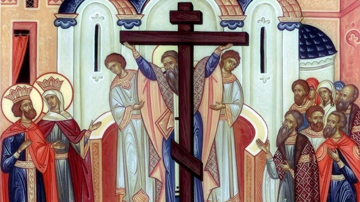 Înălțarea Sfintei Cruci. Evită să faci aceste lucruri în ziua de 14 septembrie