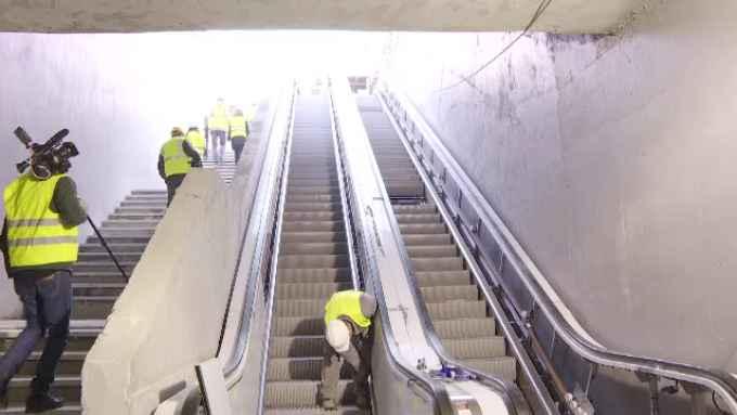 Metroul din Drumul Taberei va fi pus in functiune pana la finalul lui 2019