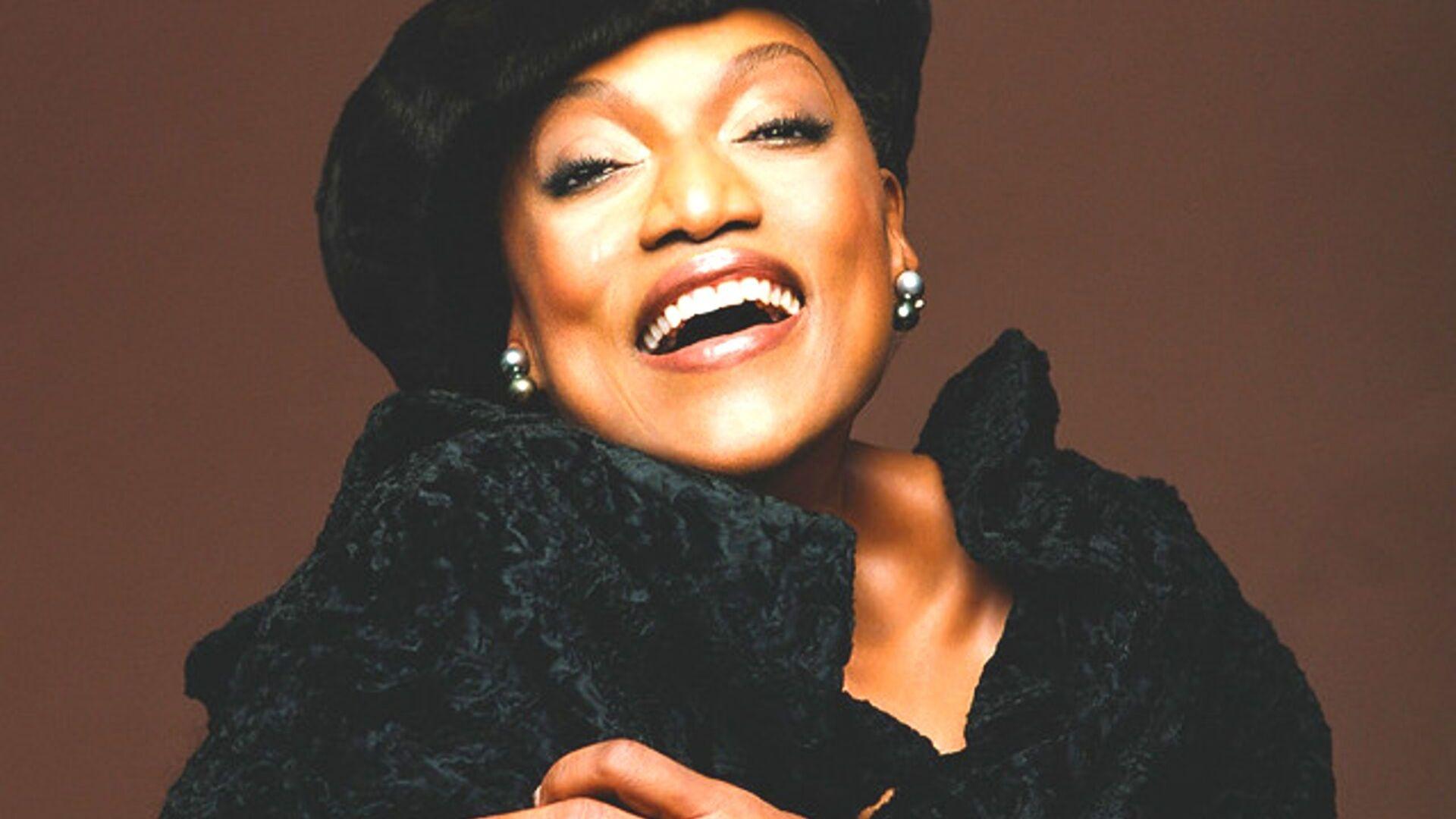 Cântăreața de operă Jessye Norman a murit