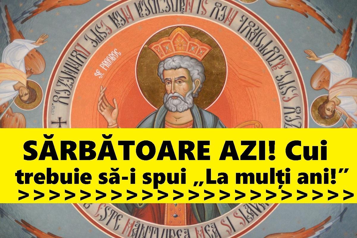 CALENDAR ORTODOX 2 OCTOMBRIE 2019. Mii de români îşi serbează onomastica. Sărbătoarea de azi te ţine departe de farmece