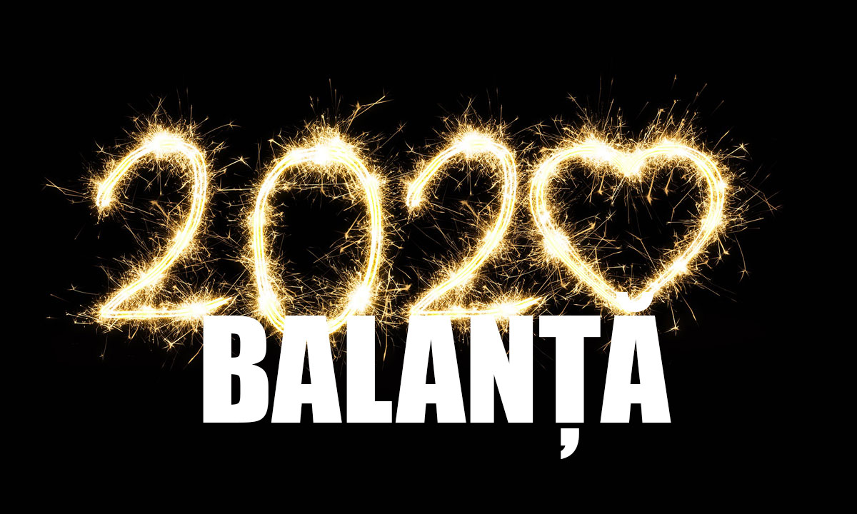 Horoscop Minerva 2020 Balanță