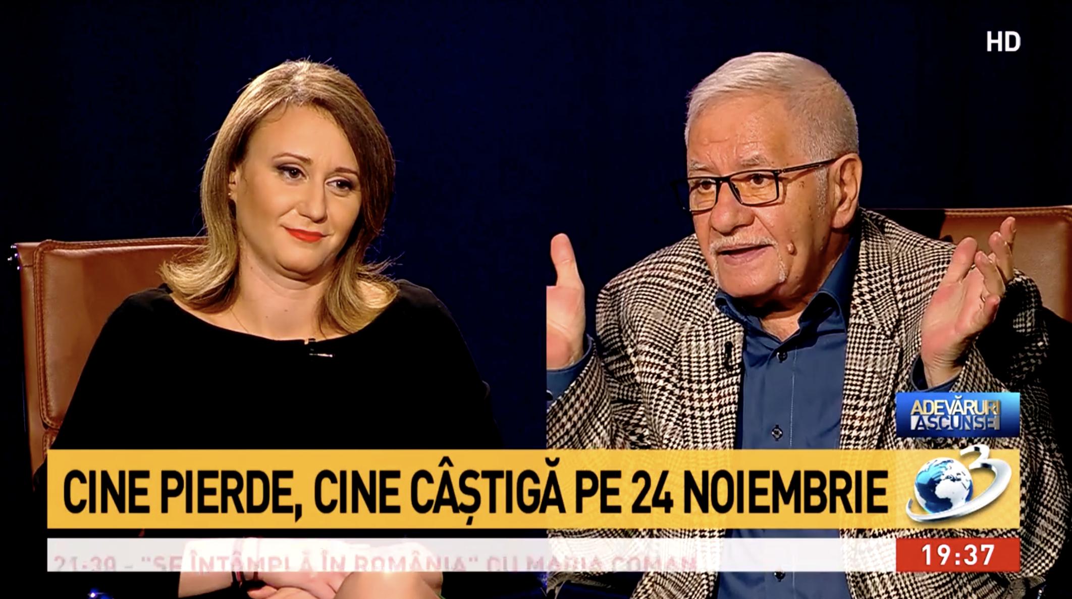 Mihai Voropchievici: Klaus Iohannis va câștiga alegerile prezidențiale 2019