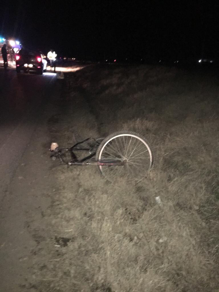 Un șofer băut a accidentat mortal în Teleorman un biciclist