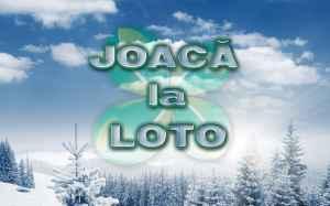 Extrageri Loto 6/49, 26 ianuarie 2020. Ce premii sunt puse în joc