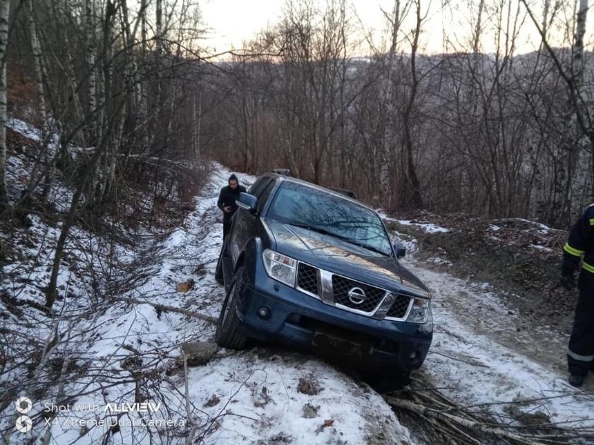 Un bărbat s-a rătăcit în România, după ce setase pe GPS cel mai scurt drum până în Chișinău