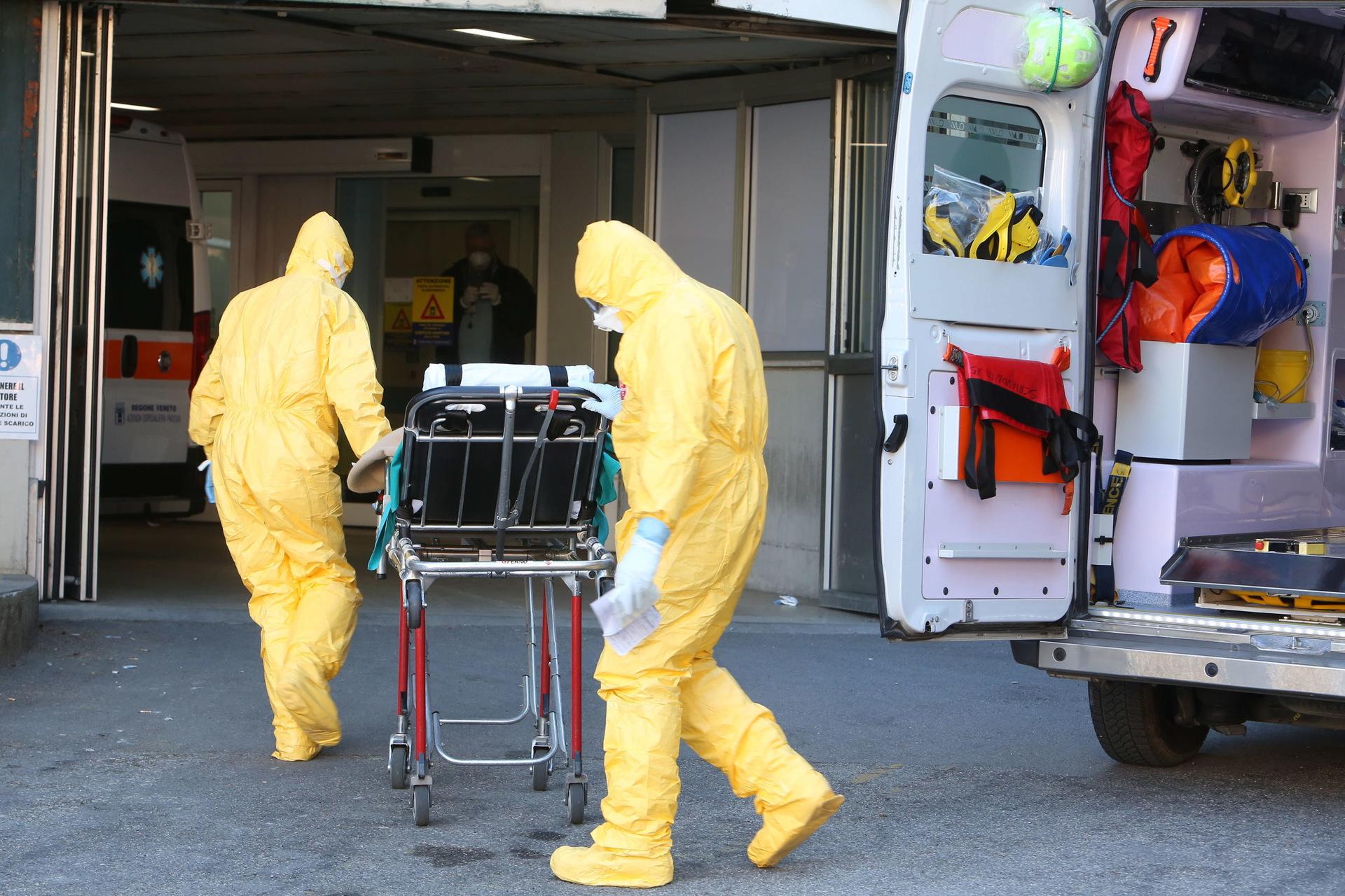 Al șaptelea deces din România din cauza coronavirusului, confirmat în București