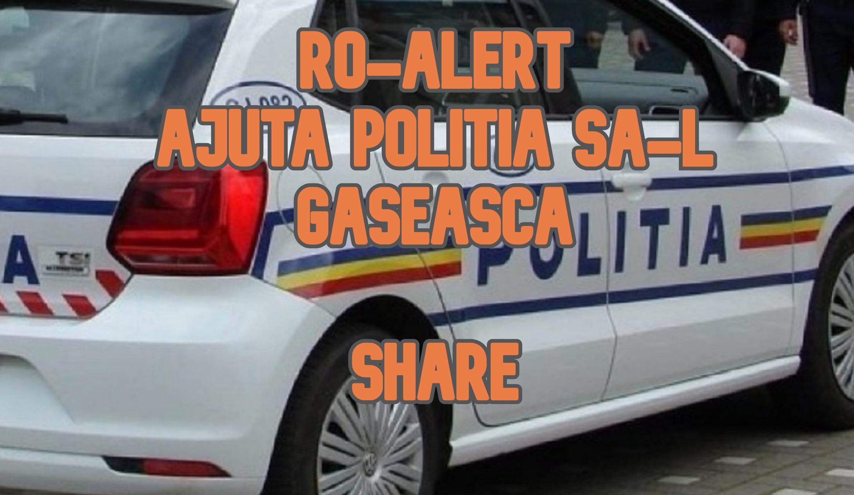 RO-ALERT! Ajuta la găsirea acestui infractor! Poliția îl caută, a pus zeci de vieți în pericol