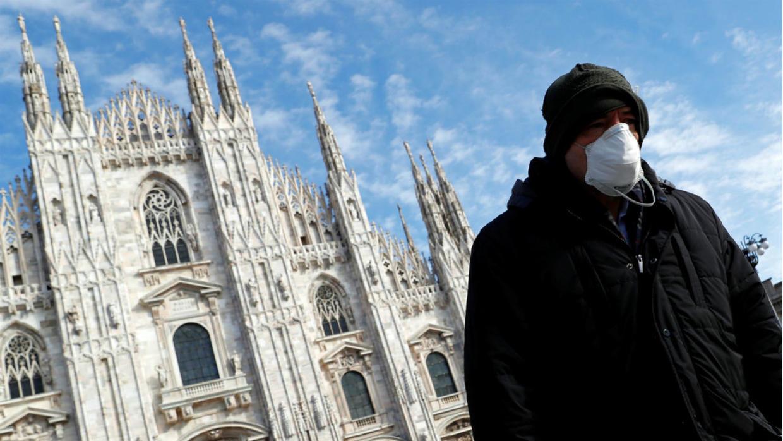 Italia, un nou bilanț devastator pe 26 martie. S-au înregistrat 662 de noi decese