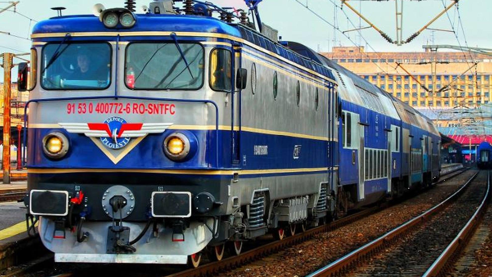 CFR Călători suspendă temporar circulaţia trenurilor dintre România şi Ungaria
