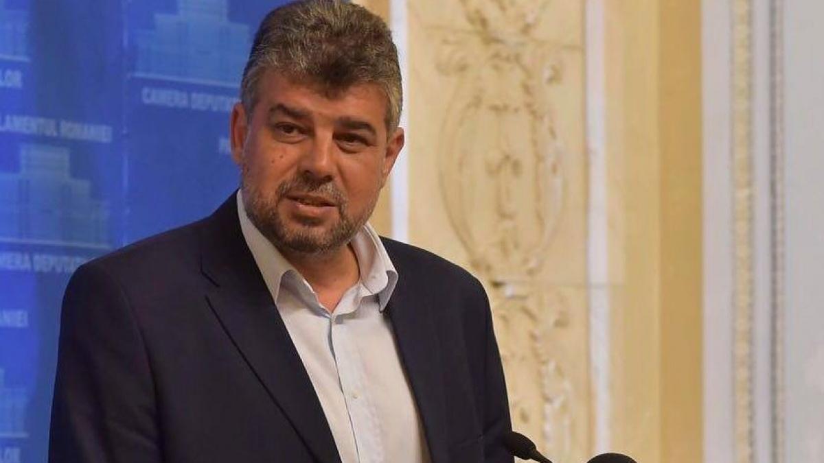 Ciolacu: Toți parlamentarii PSD vor dona 50% din indemnizație pentru echipamente medicale