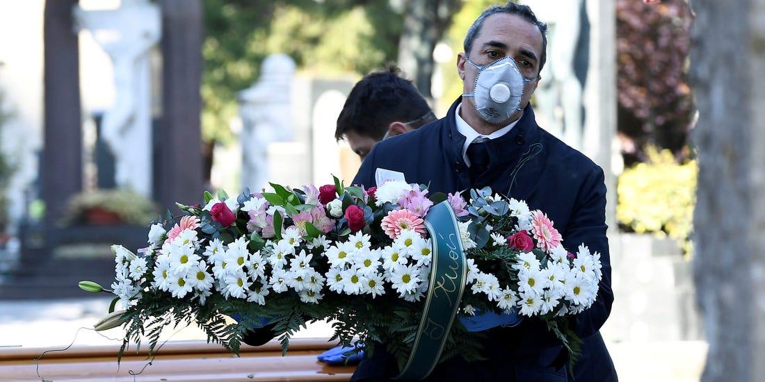 Situația e tot mai tragică în Italia. Bilanțul din 3 aprilie anunță 766 de decese în ultimele 24 de ore