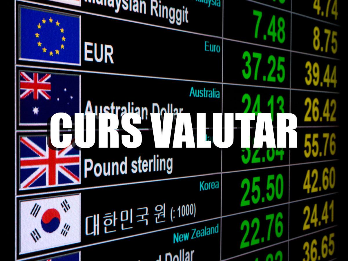 Curs valutar 12 martie 2020 BNR anunț tragic, prăbușirea economiei