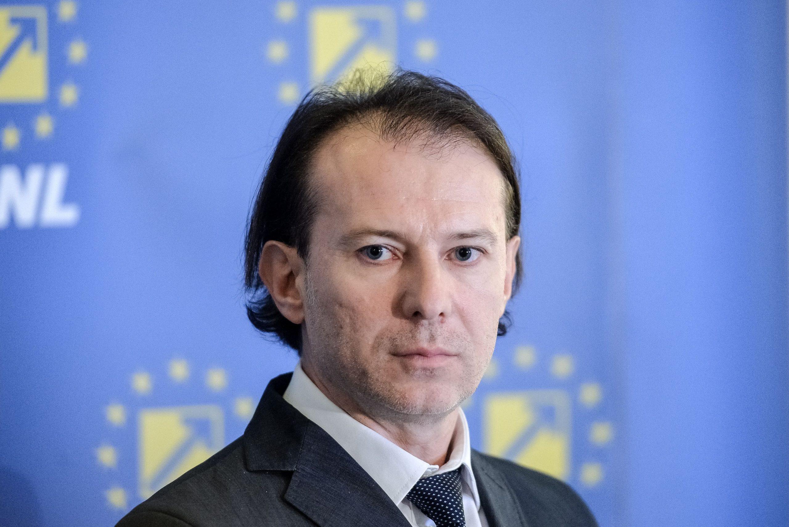 Florin Cîțu: Cerem băncilor amanarea ratelor cu 90 de zile, de asemenea amanarea plăților la ANAF