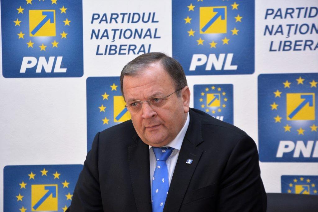 Gheorghe Flutur, președintele Consiliului Județean Suceava depistat pozitiv cu COVID-19