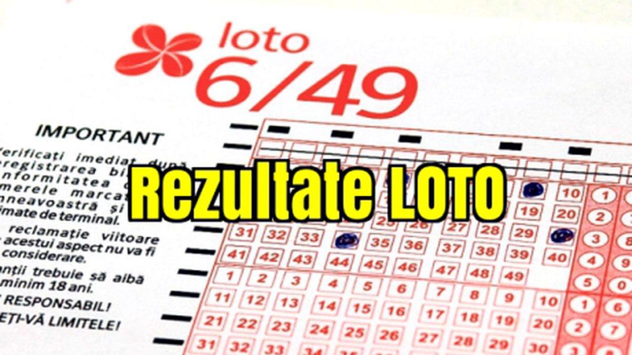 Rezultate loto azi, duminică, 22 martie - Anunțul Loteriei
