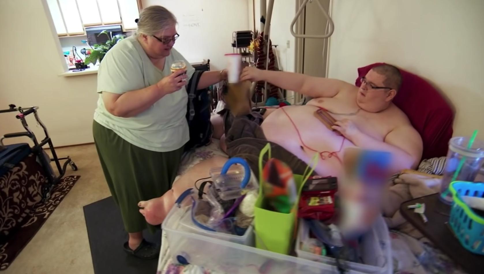 Sean pacientul lui Dr Now de la TLC a murit la 425 de kg