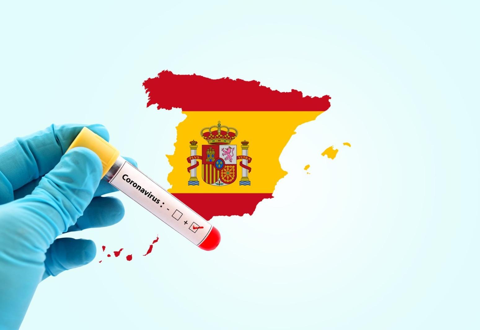 Un nou bilanț dureros pentru Spania: 834 decese în ultimele 24 de ore