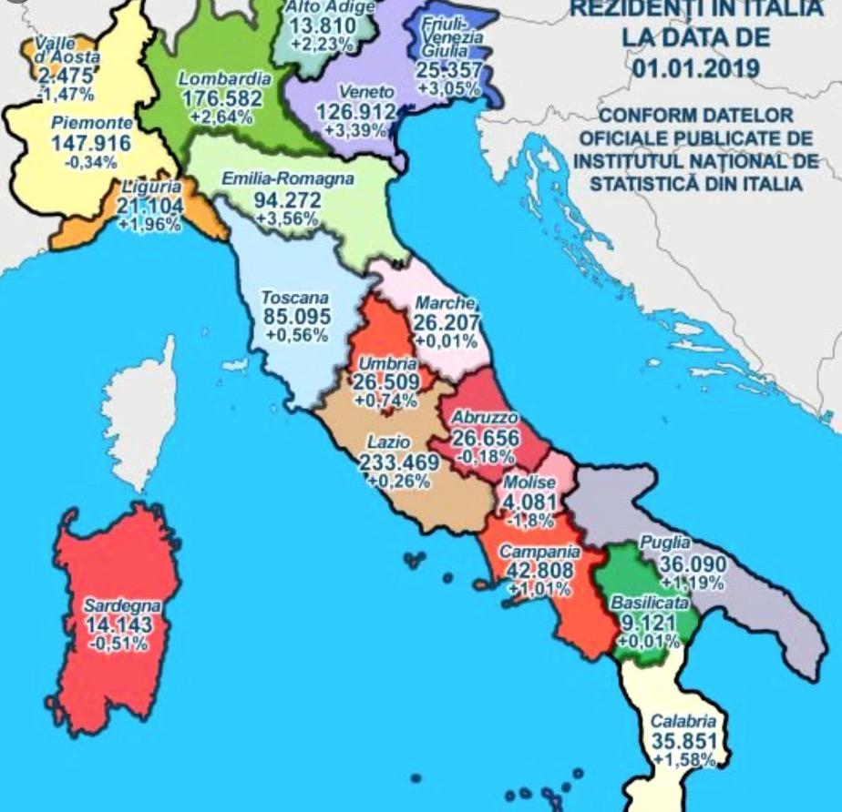 Bilanț Italia 7 aprilie. Numărul morților a ajuns astăzi la 17127