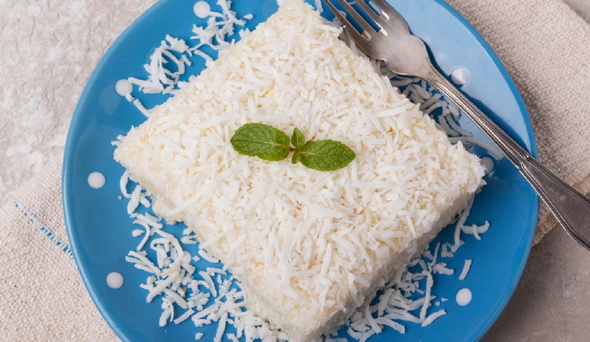 Reteta de Paste: Prajitura cu budinca