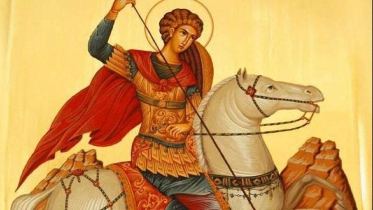 Calendar ortodox 23 aprilie 2020. Troparul Sfântului Gheorghe