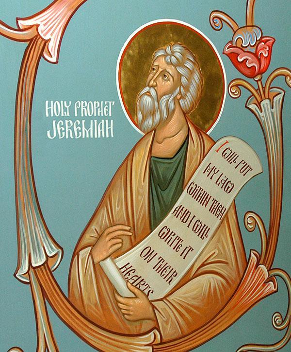 Calendar ortodox 1 mai. Sf. Proroc Ieremia; Sf. Cuv. Mc. Eftimie, Ignatie şi Acachie (Harţi)