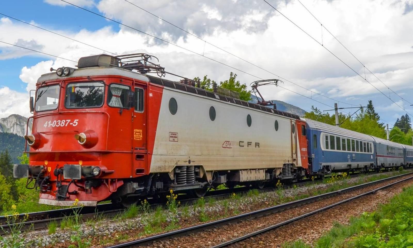 Circulația cu trenul în această perioadă