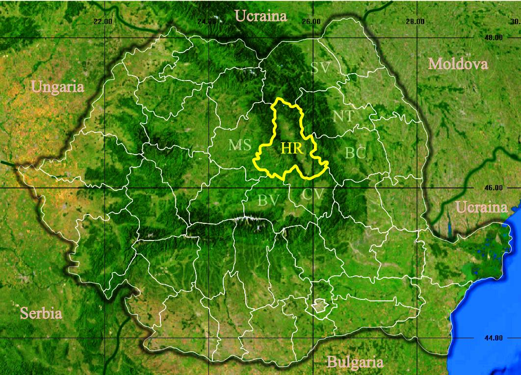 Singurul județ din România care are, de azi, doar 1 caz de coronavirus