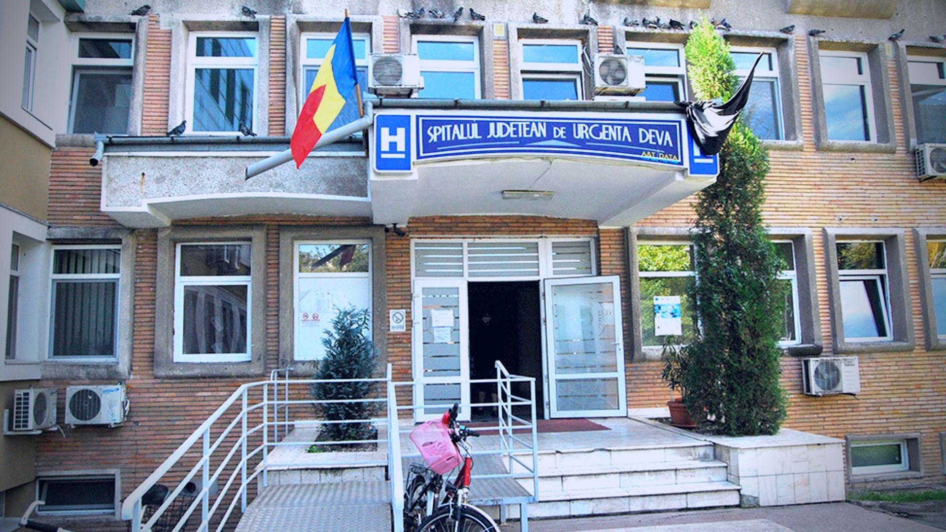 Asistentă de la Spitalul Județean din Deva, scuipată de o pacientă infectată